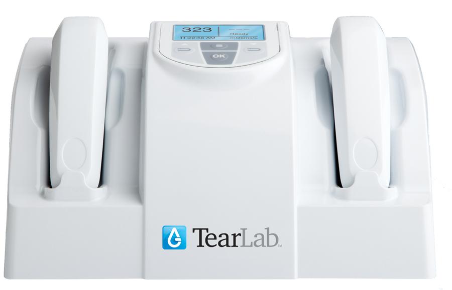 Test de diagnóstico TearLab. Diagnóstico más preciso de la superficie ocular